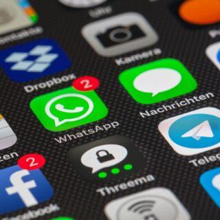Immer in Kontakt – 3 beliebte Messenger-Dienste im Vergleich