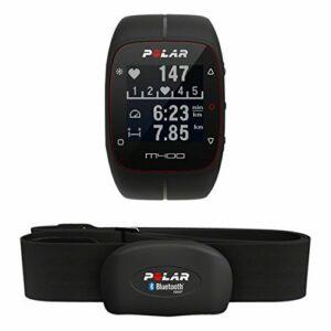 Polar M400 GPS-Laufuhr mit Brustgurt vorgestellt