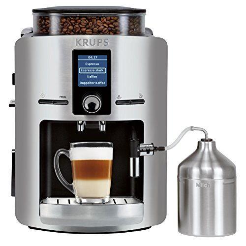 Krups EA826E (Artikelnr. : EA826E10) Kaffeevollautomat