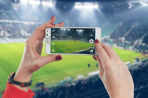 Fussball per Streaming App
