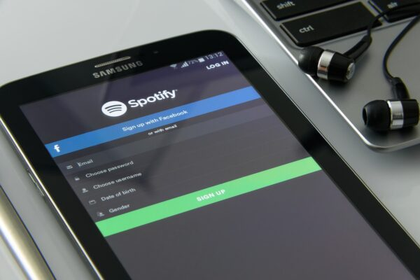 Streaming App Spotify