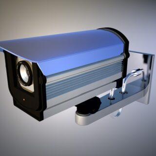 Die Überwachungskamera - Für die Beruhigung selbst im Urlaub