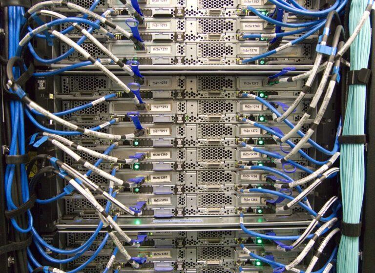 Ohne Speicherplatz geht beim Webhosting gar nichts