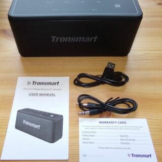 Bluetooth Lautsprecher Tronsmart Element Mega 40W im Test