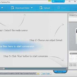 HD Video Converter Factory Pro ausprobiert