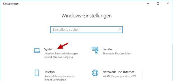 automatische Datenträgerbereinigung Windows Einstellungen