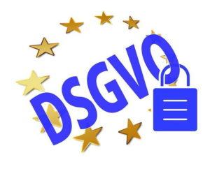Datenschutz laut DSGVO