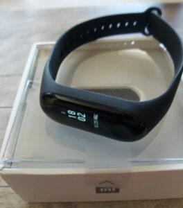 Xiaomi Mi Band 3 mit Box
