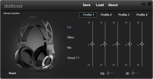 Dodocool DA163 - Gaming Headset Software