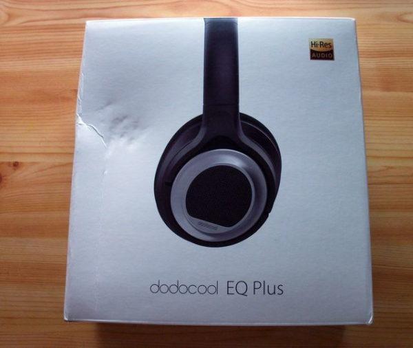 dodocool DA151 bzw. dodocool EQ Plus Verpackung