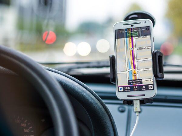 Fahrzeugortung und Navigation per GPS