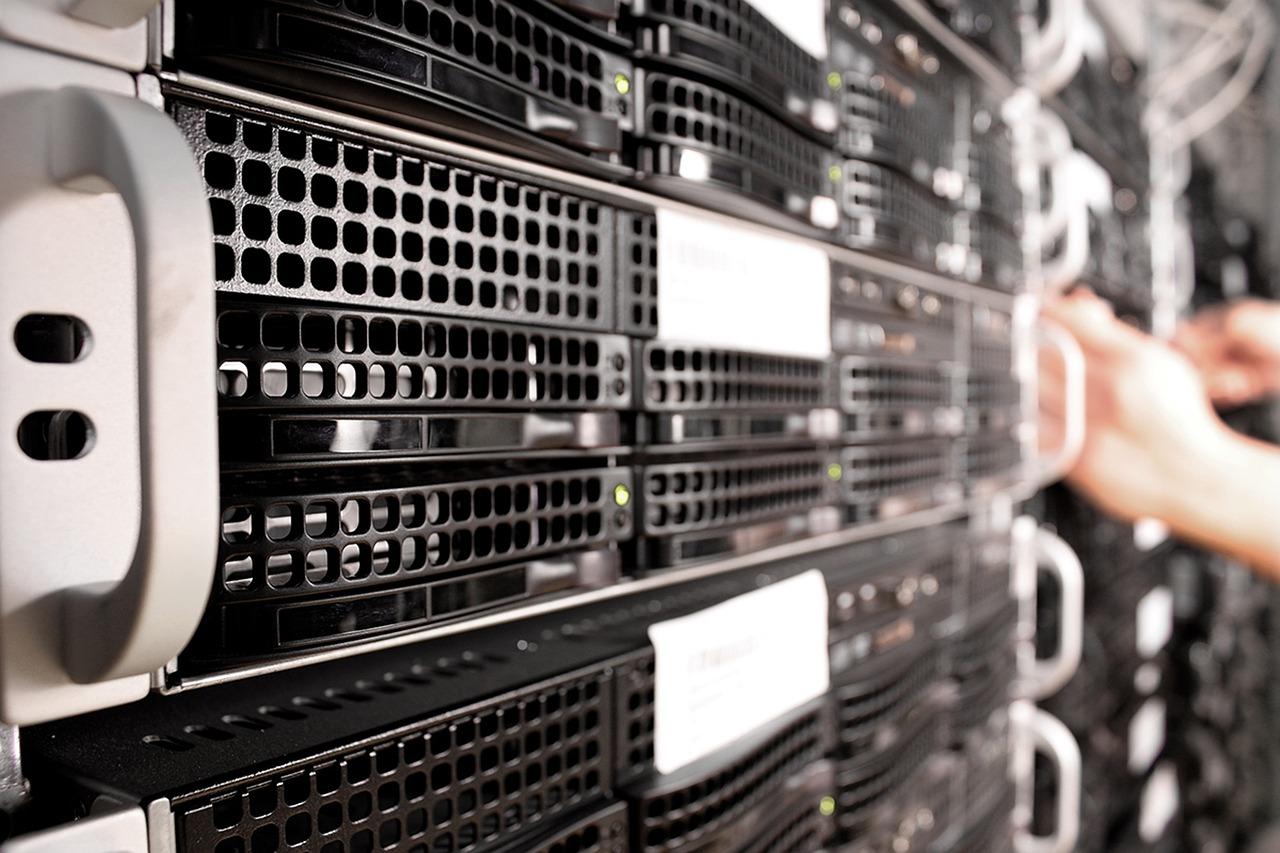Web-Server in Deutschland