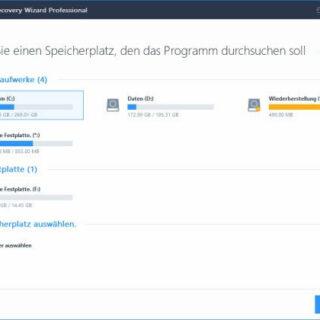 EaseUS Data Recovery Wizard 12.6 ausprobiert