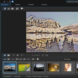 Software-Vorstellung: Cyberlink PhotoDirector 10