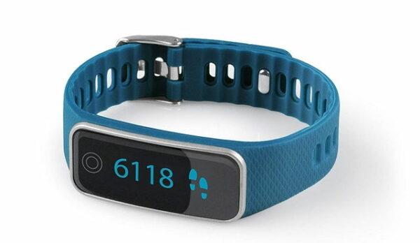 Medisana ViFit Touch Aktivitätstracker, Fitnessarmband mit Pulsuhr und Schlafanalyse