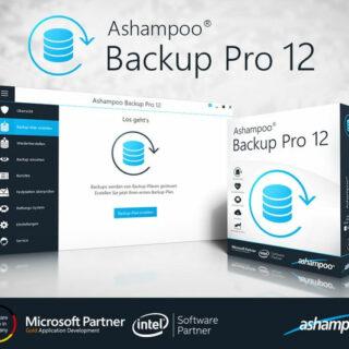 Software-Review: Ashampoo Backup Pro 12