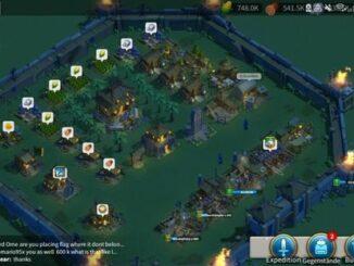 Spielwelt vonRise of Civilizations
