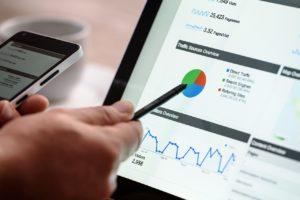 Suchmaschinenoptimierung und Auswertung der Maßnahmen