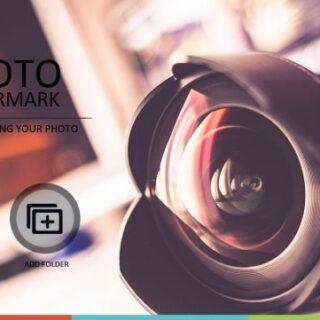 WonderFox Photo Watermark - Wasserzeichen für digitale Bilder