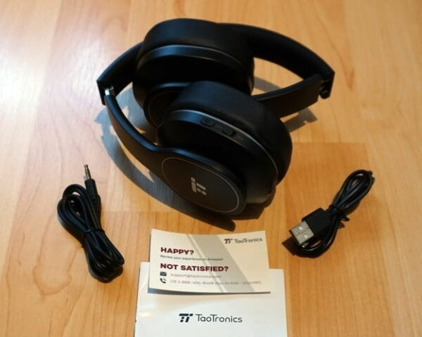 TaoTronics ANC Kopfhörer TT-BH047 Lieferumfang