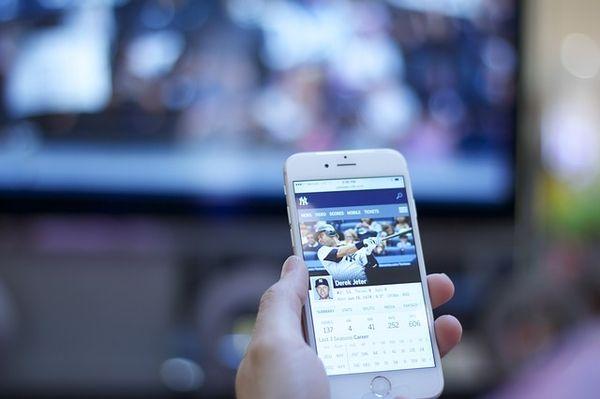 Sportwetten mit dem Smartphone