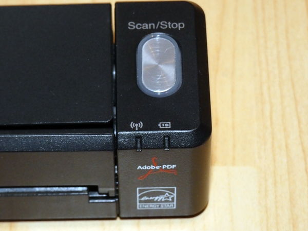 Fujitsu ScanSnap iX100 Scan/Stop Taste
