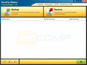 ASCOMP BackUp Maker v7.4