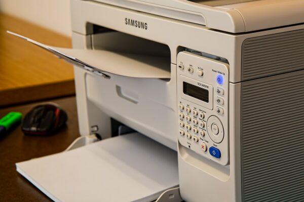 moderner WLAN-Drucker von Samsung