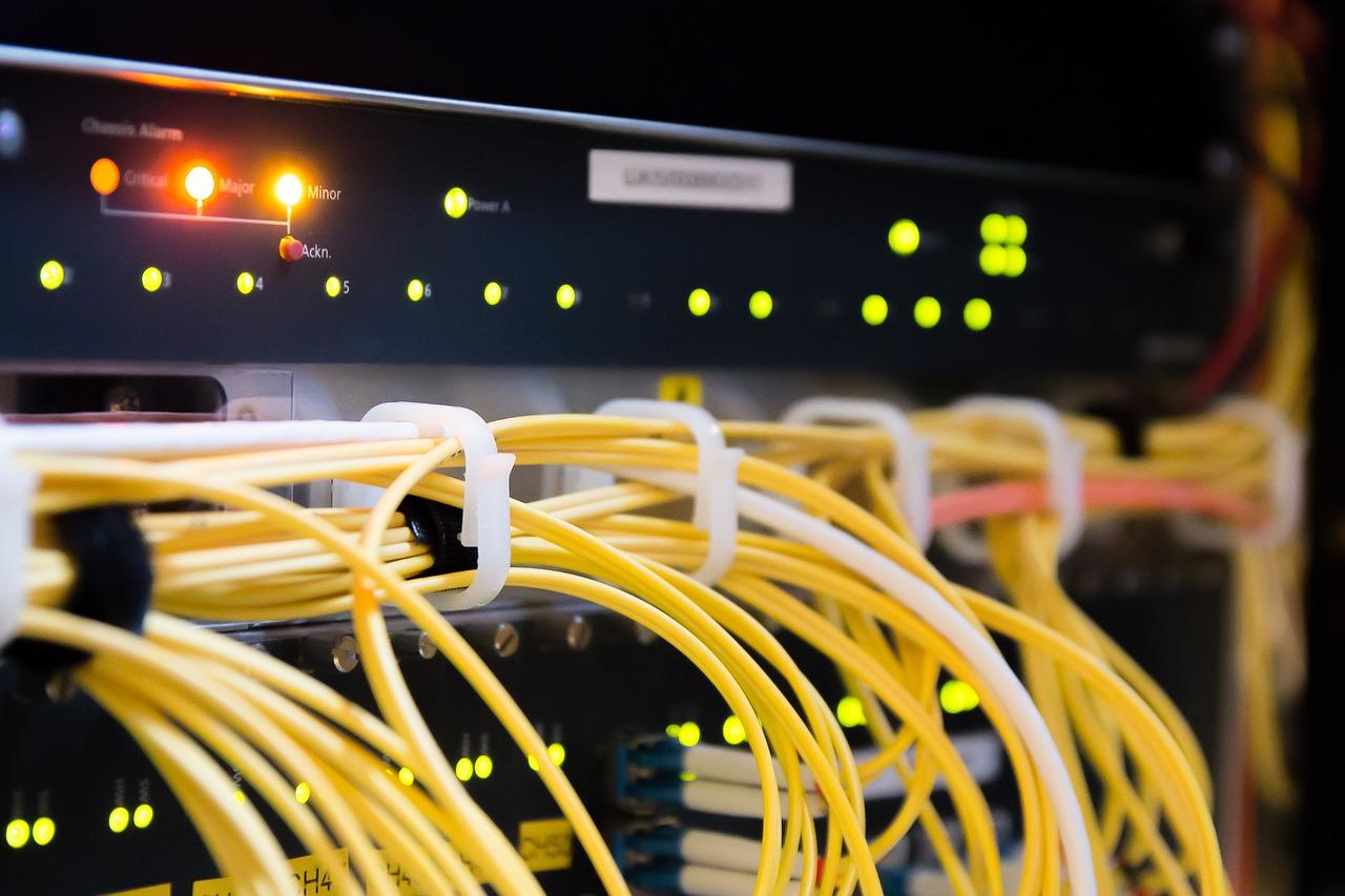 Webhosting Server