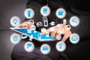 Smart Home Kommunikation zwischen den Geräten
