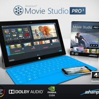 Ashampoo Movie Studio Pro 3 Videobearbeitung ausprobiert