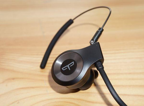 Origem HS-3 Bluetooth Kopfhörer Detailaufnahme
