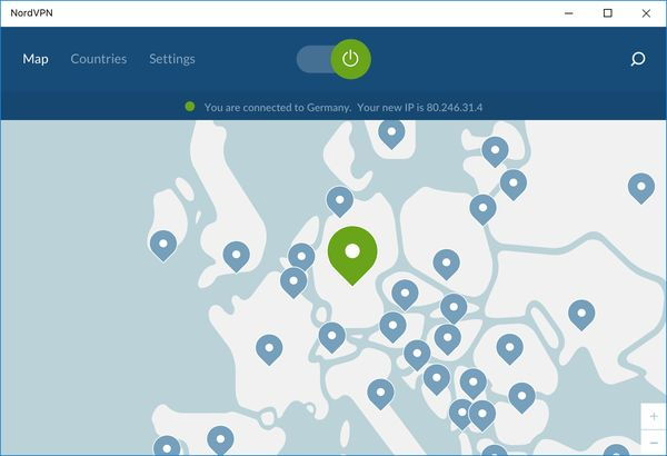 NordVPN auf Windows