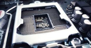 PC zusammenbauen - CPU-Sockel