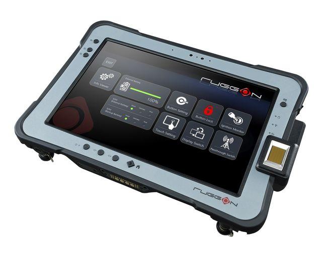 RuggON SOL PA501 Tablet
