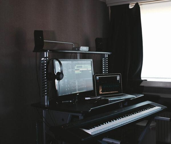 E Piano an PC anschließen