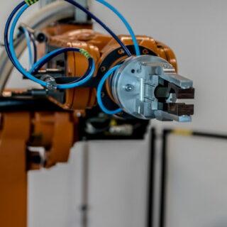 Industrie Roboterarm