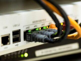 IP-Adresse im Netzwerk vom Router