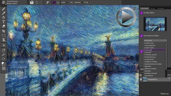 Painter Essentials 7 Screenshot