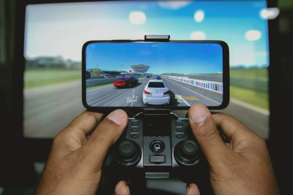 Spiele für Android TV