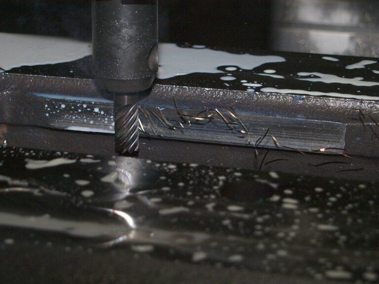 Moderne Fertigung durch CNC Geräte