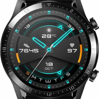 Huawei Watch GT 2 mit gutem Auftritt
