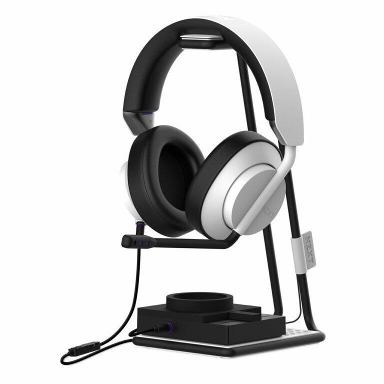 AER-Headsets, MXER und STND von NZXT