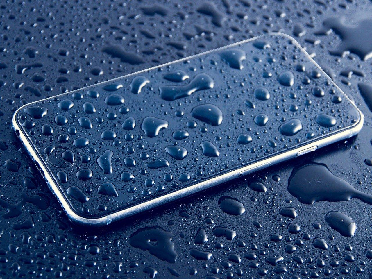 Smartphone Wasserschaden z.B. beim iPhone 6
