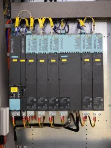 Siemens Simatic SPS-Steuerung für CNC Maschine