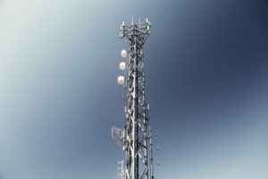 Servicebereiche von Telekommunikationsunternehmen