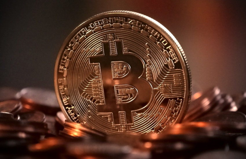 Bitcoin Kryptowährung Geld Digital