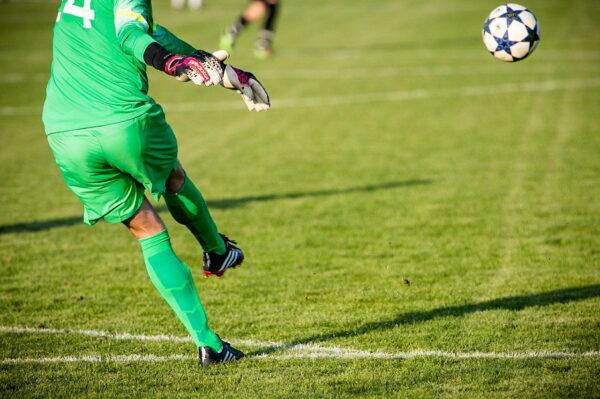 Sportwetten im Internet beim Fussball