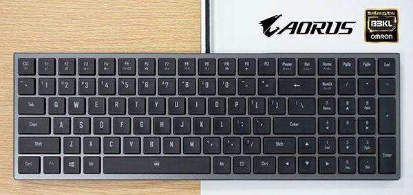 Gigabyte AORUS Tastatur