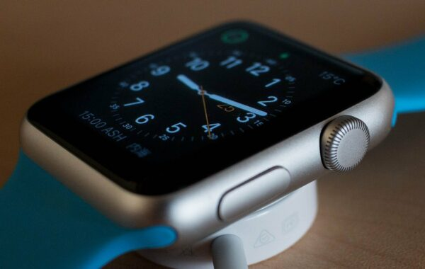 Apple Watch in Nahaufnahme